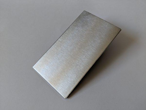 aluminox glass balustrade